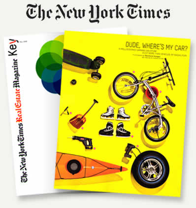 Citizen Bike Rewiew in The New York Times