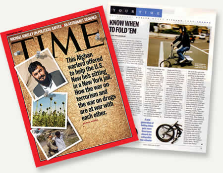 Citizen Bike Rewiew in TIME Magazine