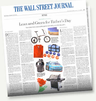 Citizen Bike Rewiew in The Wall Street Journal