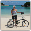 Citizen Folding Bike in Bermuda