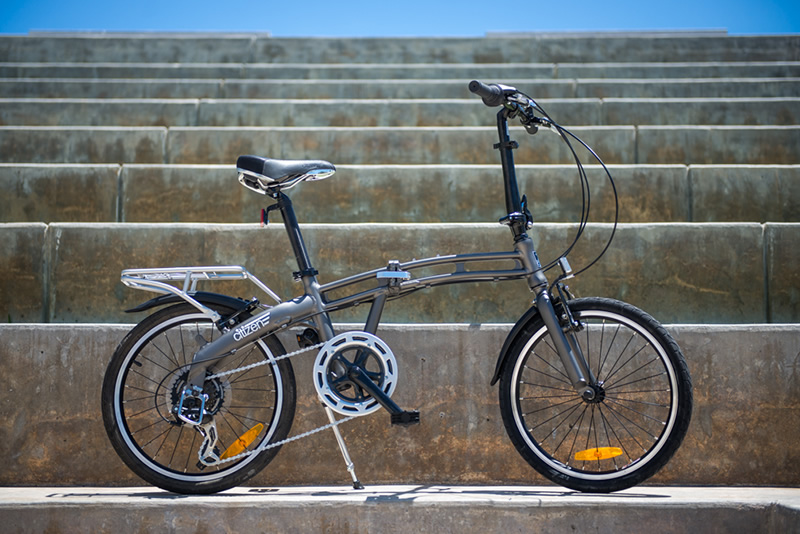 Folding Bikes By Citizen Bike Gallery And Videos