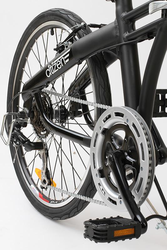 Gotham 24 7 Citizen Bike 24 7 Speed Folding Bike With Alloy Frame