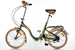 BARCELONA Citizen Bike as featured in the Wall Street Journal.
